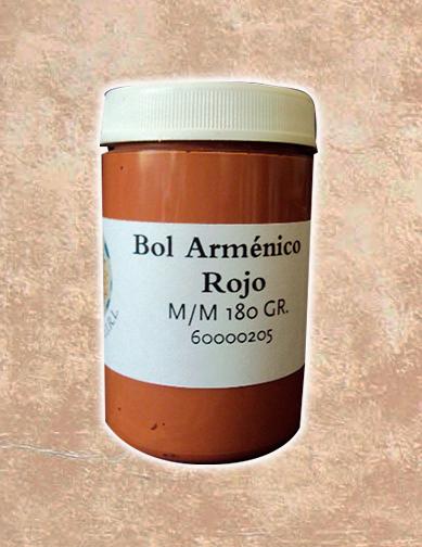 Bol Arménico Rojo